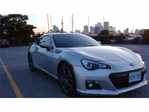 2013 Subaru BRZ Sport Tech with Nav Coupe (2 door)
