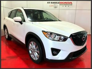 Mazda CX-5 GT + CUIR + TOIT OUVRANT 2014