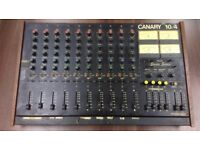 CANARY 10/4 MIXING DESK