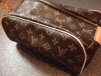 Mens LV Wash Bag Brand New Unused