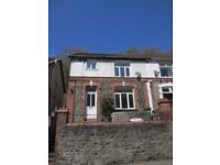 Abercarn - fully modernised 3 bed semi in quiet street