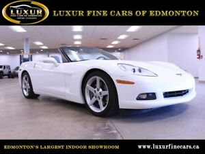 2005 Chevrolet Corvette C6 Convertible