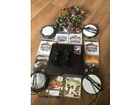 PS3 Slim 320gb and accessories
