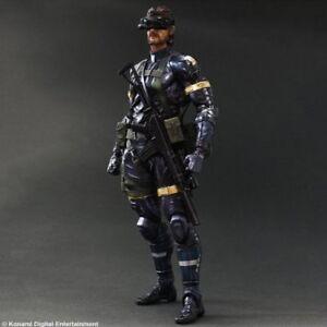 Play Arts Kai Snake Metal Gear Solid Figure Brand New* OBO