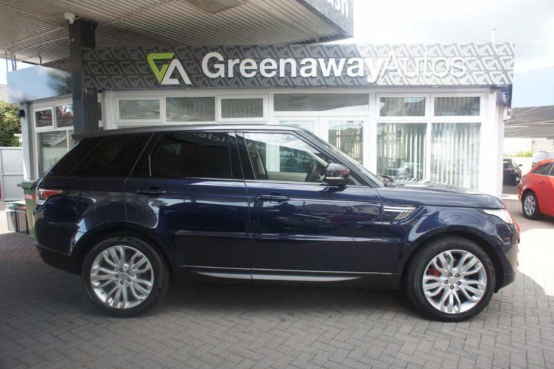2014 LAND ROVER RANGE ROVER SPORT SDV6 HSE STUNNING EXAMPLE £9000 WORTH OF EXTRA