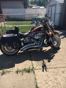 PRICE REDUCED 2008 Harley Davidson Anniversary Addition