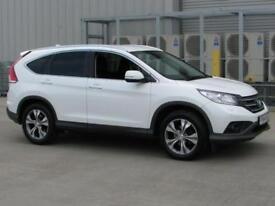 Honda CR-V 1.6i-DTEC ( 120ps ) ( DAB Audio ) 2014MY SR