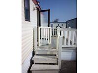 porthcawl trecco bay parkdean 3 bedroom 6birth caravan to let