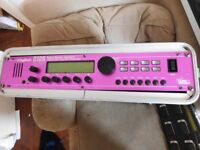 digitech 2120 valve preamp/effects processor