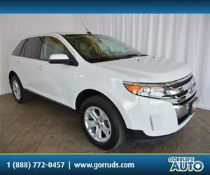2014 Ford Edge SEL/HEATED LEATHER SEATS/NAV/ALLOY RIMS/CAMERA