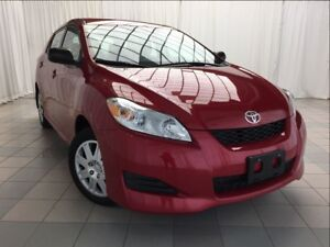 2014 Toyota Matrix Standard Package: Accident Free, Brakes Servi