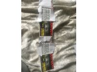 Reading Festival Saturday Day Tickets x2 -£110 each