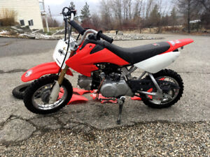 50cc Dirt Bike Great Condition