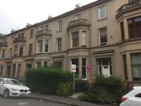 Refurbished Room to rent beside Glasgow University Library