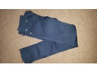 Ladies Miss Selfridge jeans size 8 leg 32