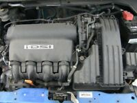 2002-2008 HONDA JAZZ 1.4 DSi ENGINE 43,000 MILEAGE COVERED ONLY