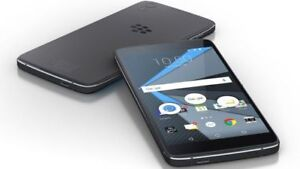 Blackberry Dteck Android