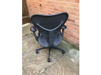 Herman Miller Mirra Chair used but fully functional and in an office condition