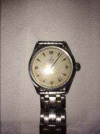 Tudor oyster Rolex watch 1934 for sale will maybe more use to someone else