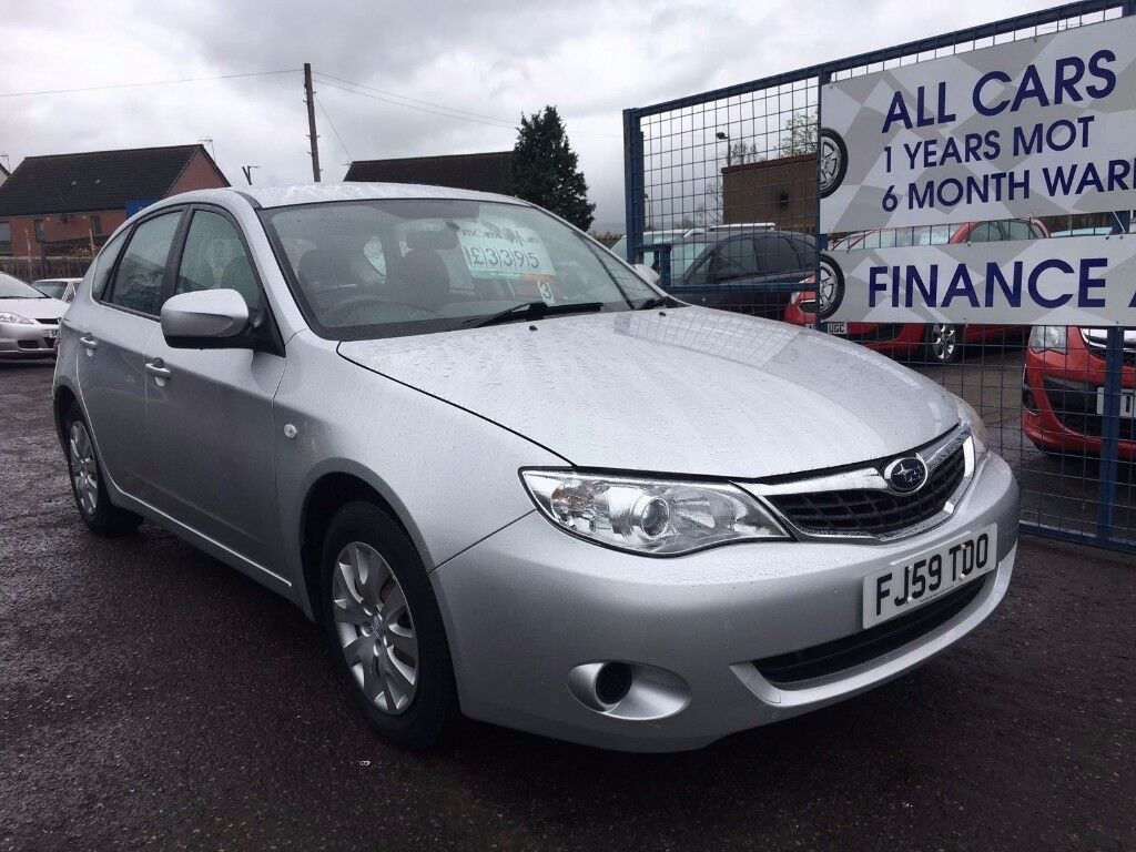 Find the best used cars in the uk for cheap subaru impreza 2010 hatchback grey manual forthcarz sale finance