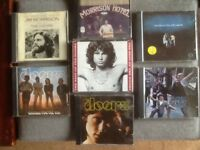 Jim Morrison and The Doors CDs