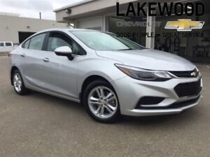 2017 Chevrolet Cruze LT Auto (MyLink Colored Touch Screen, Heate