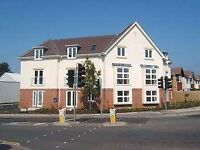 SPACIOUS UNFURNISHED 2 BEDROOM TOP FLOOR FLAT WITH ALLOCATED PARKING IN POOLE
