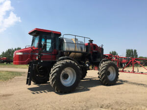 1998 CASE IH 4260 SPRAYER WITH AIM. 0%/36