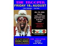 FRIDAY 18th AUGUST - 60s 70s SOUL / REGGAE / MOTOWN / DISCO with DOUBLE BARREL - ST GEORGE
