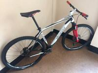 Specialized carve pro ss 29er xl custom built single speed mountain bike