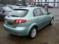 Chevrolet lacetti 1.6 manual 2005