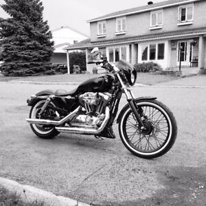 2004 Hd sportster 1200 xl custom
