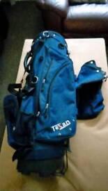 Texan golf carry/stand bag
