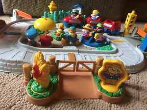 Fisher Price Little People Railroad