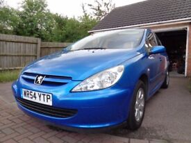 Peugeot 2.0HDi, 90 BHp, Seviced & Very nice car, Very Economic & Cheap 55MPg !