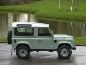 Wanted: Land Rover Defender 90