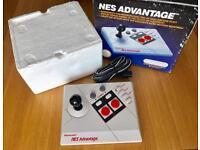 NES Nintendo boxed Advantage Joy Stick