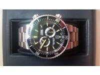 Oris Regulateur Der Meistertaucher 49mm titanium Dive watch