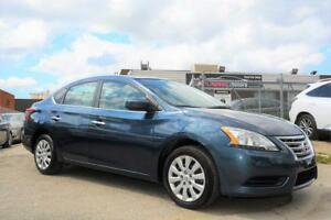 2015 Nissan Sentra 4 Cylinder Automatic LOW KMS
