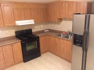 2 Bedroom Basement Appartment for Rent in Markham