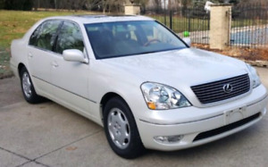 Lexus LS430 MINT Price Drop