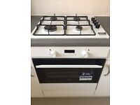 Brand New Elecrolux Built In Gas Hob & Electric Oven (removed from new build house)