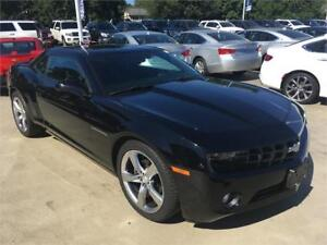 2011 Chevrolet Camaro 2LT RS Black leather automatic 36.000 km