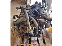 CITROEN BERLINGO 600TD 2.0 HDi LX 2005 DIESEL PEUGEOT 307 COMPLETE ENGINE 105K