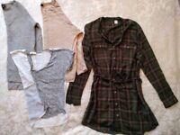 Women's Clothing: Zara Topshop H&M (Sizes 8-10)
