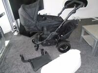 Obaby zezu double/single with buggy board and rail