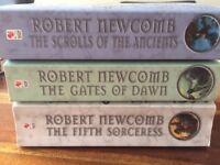 Robert Newcomb Books