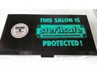 Beauty sterilizing box