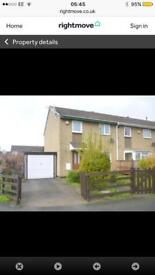 2 bed house to Rent Bulwell