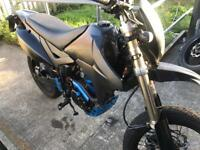 Pulse Adrenaline 125cc NEW only 1000km